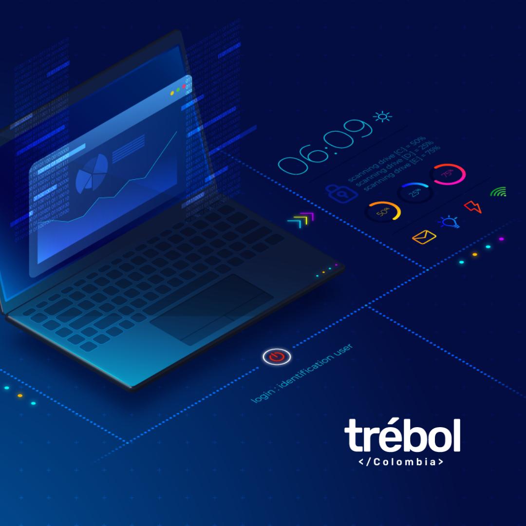 Desarrollo de software Trébol Colombia